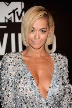 Cortes de cabelo 2015 - Rita Ora