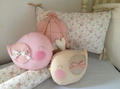 Cute Pillows, Baby Pillows, Kids Pillows, Throw Pillows, Quilt Baby, Baby Crafts, Diy And Crafts, Baby Dekor, Baby Sewing Projects