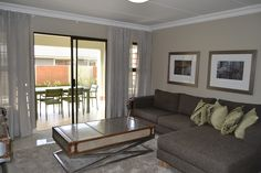Riverbend 2 and 3 Bedroom apartments in Kyalami 3 Bedroom Apartment, Property Development, Rental Property, Apartments, Couch, Table, Furniture, Home Decor, Settee