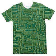 Microchip Tee – Shelfies - Outrageous Clothing