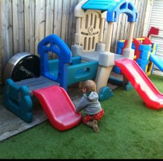 little tikes amazing outdoor gym