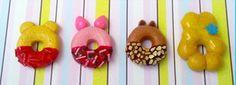 Polymer Disney Donuts
