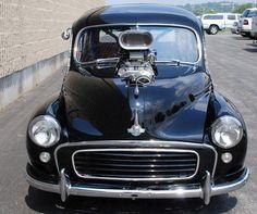 1956 Morris Traveller - slightly modified