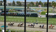 Bay Meadows is located in the San Francisco Bay Area (San Mateo); this track is rich in tradition. Horses have raced here since 1934, making it the longest continually running thoroughbred venue in California