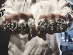 A serious collection on one of our good customers here at #TheGreatFrogLA