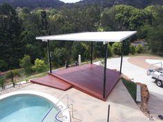 Deking Pty Ltd Pool Deck, Patio Sun Shelter, Gold Coast Queensland 1800DEKING for a quote