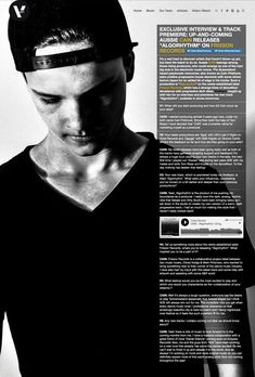"Viralbpm's special interview with upcoming music talent CAIN, who decided to sit down and talk with us about his new track on Frisson Records. Don't miss the official reveal of ""#Algorhythm"", exclusively premiered by #Viralbpm."