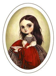 Sophie de La Villefromoit - le petit chaperon rouge