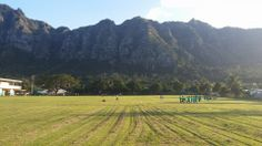 Finding beautiful backdrops to practice your game in Waimanalo, Hawaii.