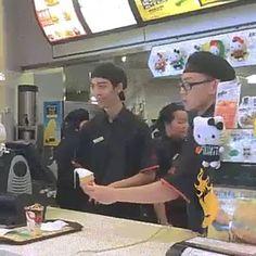 "@9gag's photo: ""Here you go... #9gag"" #icecream #video #lol"