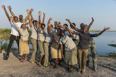 Personalised and professional service from our caring staff is a trademark of Linyanti Tented Camp.