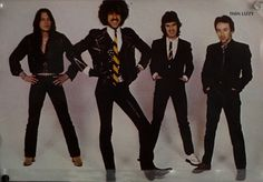 thin lizzy - Google Search