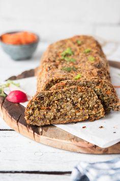 Paleo Banana Bread, Banana Bread Recipes, Vegan Life, Low Carb, Meals, Baking, Laurdiy, Desserts, Food