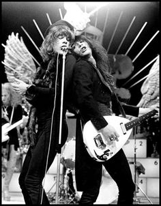 In case you haven't noticed, I absolutely love the New York Dolls