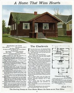 84 Best Bungalow Plans images in 2017   Vintage house plans