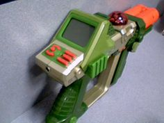 2004 Hasbro, Inc. Tiger Electronics Lazer Tag Team Ops Laser Gun (Green Color)(No Goggles or Cable) by Hasbro. $16.99. 2004 Hasbro, Inc. Tiger Electronics Lazer Tag Team Ops Laser Gun (Green Color)(No Goggles or Cable)