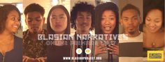 """Multiracial Media co-founder Sarah Ratliff shares a new Docu-Theatre called """"Blasian Narratives.""""  Blasian Narratives celebrates and honors two very distinct races and myriad cultures, languages and customs.  Check it out!  #Blasian #Hafu #Hapa #BeingBiracial #Multiracial #MixedRace #Interracial"""