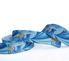 "Princess Party Dress Grosgrain Ribbon/1""(25 mm) width /DIY Hair Bow / Head band /Kids Craft Supplies - pinned by pin4etsy.com"
