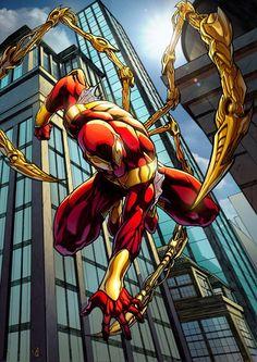 Iron Spider - Álvaro Jiménez