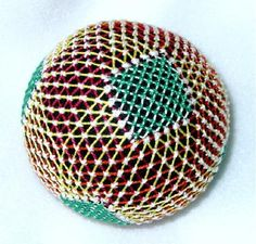 Temari ball- temarikai com
