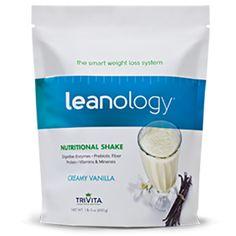 Leanology<sup>®</sup> Shake (Creamy Vanilla)