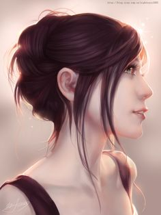 Girl 4 by Yu-Han.deviantart.com on @deviantART