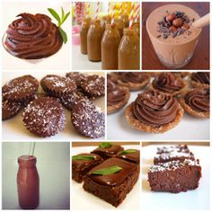 10 Rockin' Healthy Choc Treats! {vegan, raw, gluten-free, dairy-free, sugar-free}
