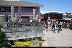 Monterey other popular place : old fisherman wharf California Pictures, Places In California, Monterey California, Army Times, Old Fisherman, Usa Pictures, Cannery Row, Monterey Bay Aquarium, Carmel By The Sea