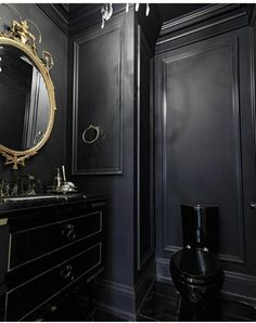 We have had some pretty bold trends pop up this year so I am going to break down whether or not they are IN OR OUT. New Year Old Trends 2018 Boho Bathroom, Bathroom Trends, Bathroom Styling, Black Powder Room, Cottage Style Bathrooms, Led Shower Head, Black Interior Design, Decoration Bedroom, Cute House