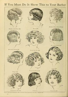 "This is what flashes through my mind when I hear the term ""retro hair""."