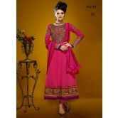 fashionable-pink-designer-anarkali-suit