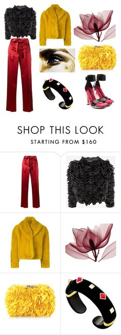 """try yo"" by golyvegg ❤ liked on Polyvore featuring Helmut Lang, Alexander McQueen, Jean-Paul Gaultier and Corto Moltedo"