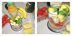 yourcharmedlife: Green Smoothie