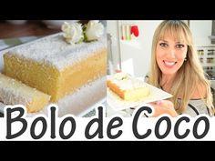 BOLO DE COCO - sem glúten - YouTube