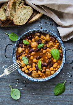 Chana Masala, Vegetable Recipes, Food Styling, Clean Eating, Food And Drink, Vegetarian, Lunch, Vegan, Vegetables