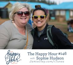 The Happy Hour #146 with Jamie Ivey & Sophie Hudson  On today's show, Sophie and I recount several of our favorite stories from Kenya and how they impacted our lives. We chat about visiting the slums (you'll find some pictures below), meeting our sponsored children and their families and seeing how Compassion is changing the lives of children all over the world through the local church.  And of course, we can't talk to Sophie without a few hysterical moments – so you'll hear her story of…