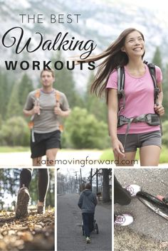 Use these workouts and walking tips to take your walk to the next level and REALLY get a workout in while you walk! Treadmill, indoors, and outdoors options!