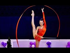 Chandelier (With Words) | Music For Rhythmic Gymnastics Individual (1:30) - YouTube