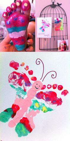 blogdeedah: Birdhouses and Butterfly Feetsies