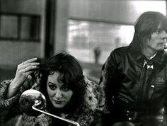 Tracy Hyde and Jack Wild