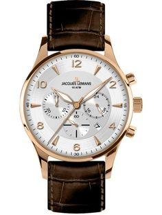 7e2196d5109 1-1654H LONDON. MY TIME Watches   Jewelry · Jacques Lemans машки часовници