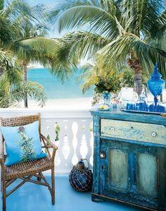 Con vistas al mar... #terraza #balcon #terrace #balcony
