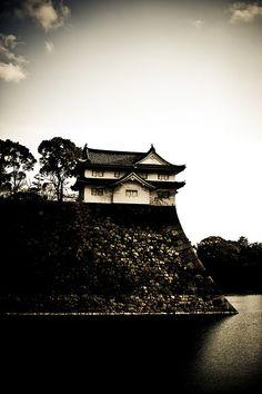 Ceux qui tracent les kanji au pinceau savent pourquoi - Japon | par Stéphane Barbery