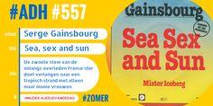 #ADH #557 #liedjevandedag  Sea, sex and sun | Serge Gainsbourg  ♫♫♫ https://youtu.be/xlFlkN2V7_I