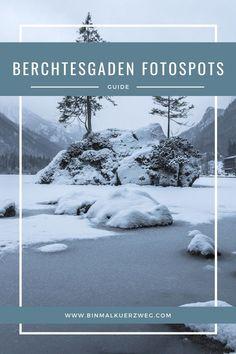 Die Region Berchtesgaden und der dazugehörige Nationalpark erfreut sich immer größerer Beliebtheit! Wir zeigen Euch die schönsten Fotospots, Fotomotive und Wanderungen!  #Berchtesgaden #Outdoor #Fotospots