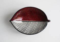 MidCentury Italian Ceramic Bowl by PastPresentHome on Etsy, $75.00