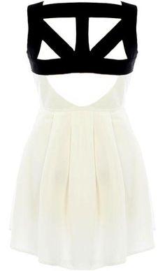 Rear Rebel Dress   Cutout Open Back Dresses   Rickety Rack