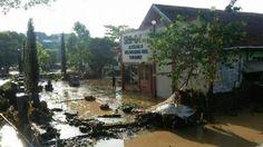Peduli Korban Banjir Bandang Sungai Cimanuk, DPD ABI Garut Bentuk Posko Gabungan bentuk tim hunter untuk melacak titik-titk belum terjangkau bantuan