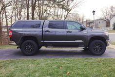 Finally got my tundra lifted. - TundraTalk.net - Toyota Tundra Discussion Forum