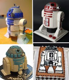 Star Wars Cakes That Will Make You A Fan | WebUrbanist